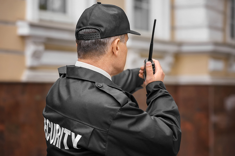 How To Be A Security Guard Uk in Cornwall United Kingdom